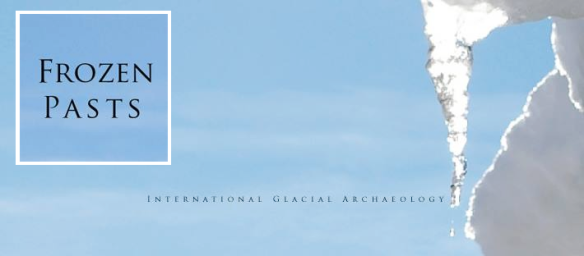 """Das internationale Forschungsnetzwerk zur Gletscherarchäologie """"Frozen Pasts"""" jetzt auch auf Facebook:"""